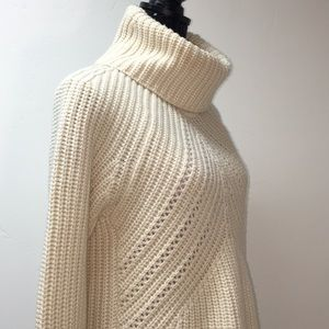 rag & bone Sweaters - Rag and Bone Cee Cee Funnel Wool Sweater, Awesome!